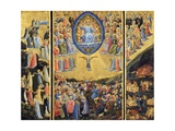 The Last Judgment Giclee Print by  Fra Angelico