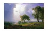 California Spring Giclee Print by Albert Bierstadt