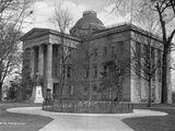 North Carolina State Capitol Photographic Print by E. F. Pescud