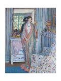 The Robe Giclee Print by Frederick Carl Frieseke