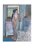 The Robe Giclee Print by Frederick Carl Frieseke