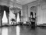 East Room of the White House Photographic Print