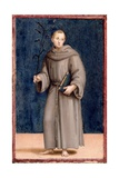 Saint Anthony of Padua Reproduction procédé giclée par  Raphael