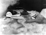 Winnie Mae of Oklahoma Mail Plane Photographic Print by Ed Sweeney