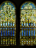 Tiffany Studios Leaded and Plated Glass Windows Photographic Print