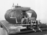 Elihu Thomson's First Electric Welding Transformer Photographic Print