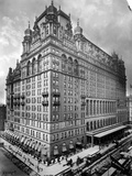 Waldorf-Astoria, New York Photographic Print