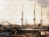 Frigate Uss Constitution Photographic Print