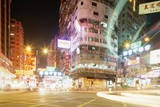 Neon Signs of Tsim Sha Tsui Photographic Print by Paul Souders