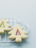 Christmas Cookies Photographic Print by Patrick Norman