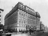 Hotel House Astor, New York Lámina fotográfica