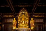 Buddha Statue Photographic Print by Paul Souders