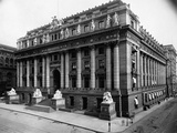 U.S. Custom House, New York Photographic Print