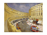 Regent Street, London Giclee Print by Walter Taylor