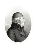 Portrait of Johan Gottlieb Gahn Giclee Print