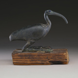 An Egyptian Figure of an Ibis Photographic Print