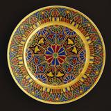 Nicholas I Imperial Porcelain Dinner-Plate Photographie