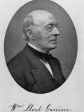 William Lloyd Garrison Photographic Print