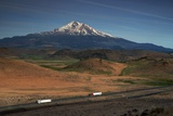 Hills Near Mount Shasta Photographic Print by Roger Ressmeyer