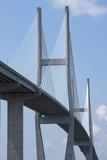 Sidney Lanier Bridge, Brunswick, Georgia Photographic Print by Paul Souders