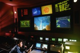 Japanese Mission Control Room Photographic Print by Roger Ressmeyer