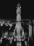 R.C.A. Building at Rockefeller Center, New York Photographic Print