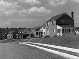 New Subdivision in Arlington Photographic Print by John Collier