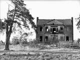 Abandoned Plantation Home Photographic Print by Marion Post Wolcott