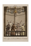 Dance of Dervishes in Turkey Giclee Print