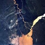 Parana River Delta, Argentina Photographic Print