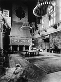 Banquet Hall in Biltmore Mansion Photographic Print