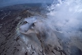 Fumes from Mount Etna Photographic Print by Vittoriano Rastelli
