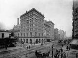 Metropolitan Opera House Photographic Print