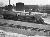 5200 Series Locomotive Photographic Print