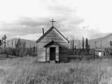 Abandoned Church Photographic Print by Dorothea Lange