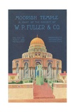 Moorish Temple, Palace of Mines and Metallurgy, Panama-Pacific Exposition Giclee Print