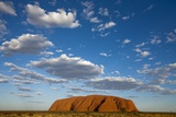 Ayers Rock Photographic Print by Paul Souders