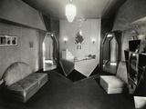 Art Deco Salon in the Jefferson Hotel Photographic Print