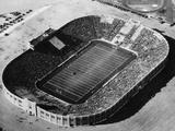 Notre Dame stadion Fotografisk trykk