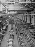 General Electric Motor Factory Photographic Print