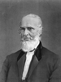 Poet John Greenleaf Whittier Photographic Print