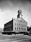 Faneuil Hall Photographic Print