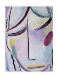 Saviour's Face Giclee Print by Alexej Von Jawlensky