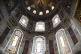Turkey, Istanbul, Hagia Sophia, Lancet Windows Photographic Print by Samuel Magal