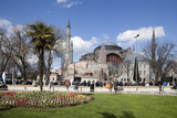 Turkey, Istanbul, Hagia Sophia, Exterior Photographic Print by Samuel Magal