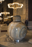 Turkey, Istanbul, Hagia Sophia,  Lustration Urn Photographic Print by Samuel Magal