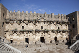 Turkey, Aspendos, Roman Theater Photographic Print by Samuel Magal