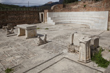 Turkey, Sardis, Synagogue, Courtyard Photographic Print by Samuel Magal