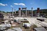 Turkey, Ephesus, Basilica Photographic Print by Samuel Magal