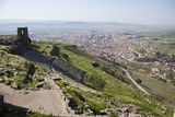 Turkey, Pergamon, Theater Photographic Print by Samuel Magal